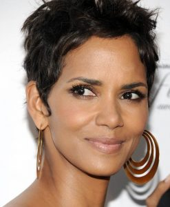 Halle Berry Wig Pictures
