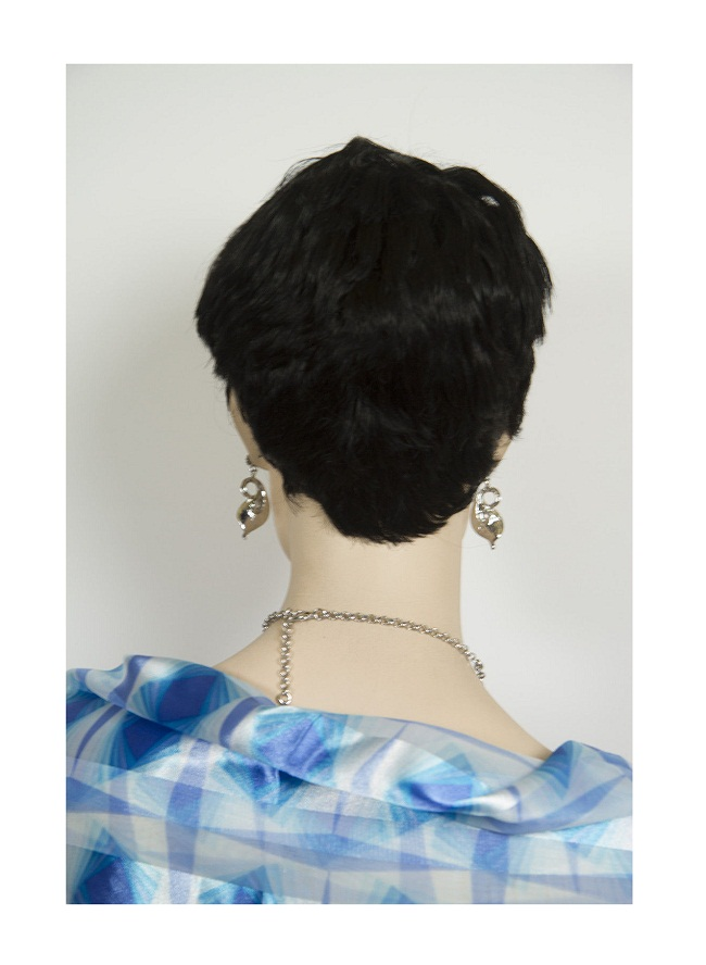 Human Hair Short Pixie Wig Hairturners