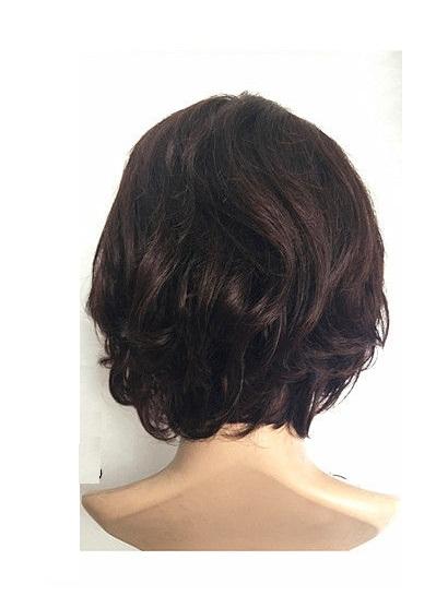 Short Wavy Wig 119