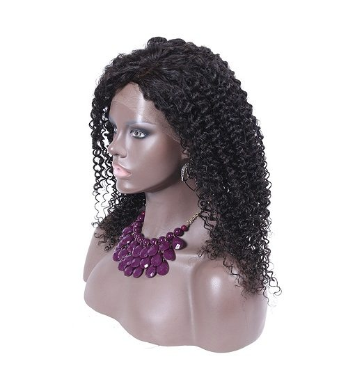 Kinky Curly Wig Images