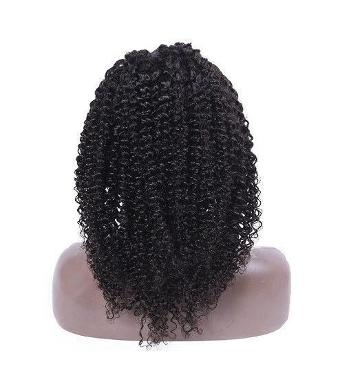 Kinky Curly Wig Photos