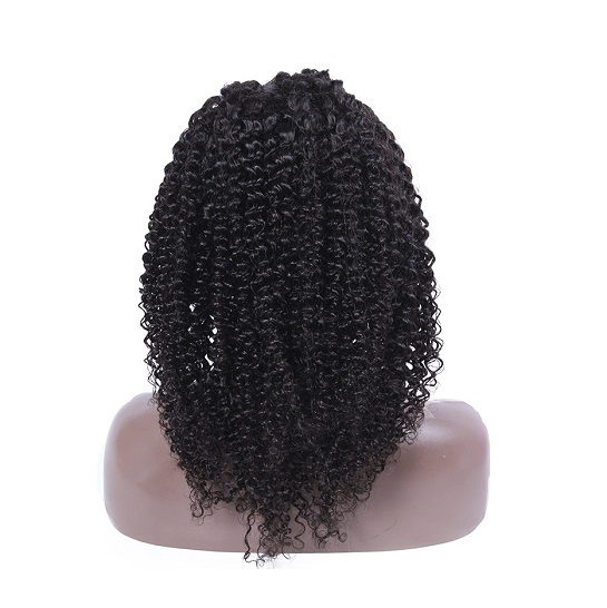 Kinky Curly Wig Photos