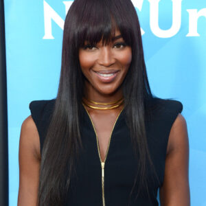 Naomi Campbell Wig Images