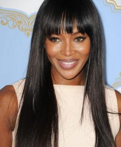 Naomi Campbell Wig Pictures