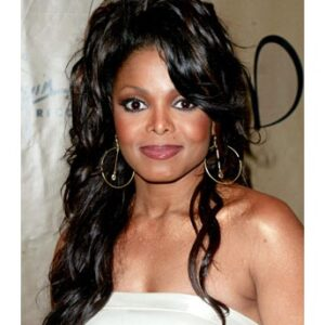 Janet Jackson Wig Pictures