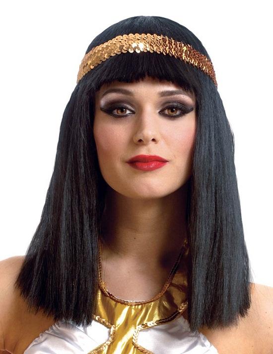 Фото египетской стрижки