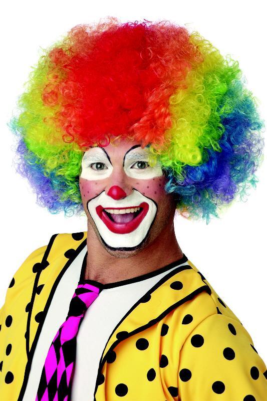 Clown Wigs Hairturners