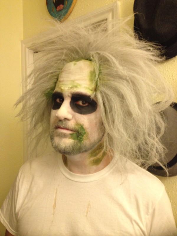 Beetlejuice Wigs Hairturners