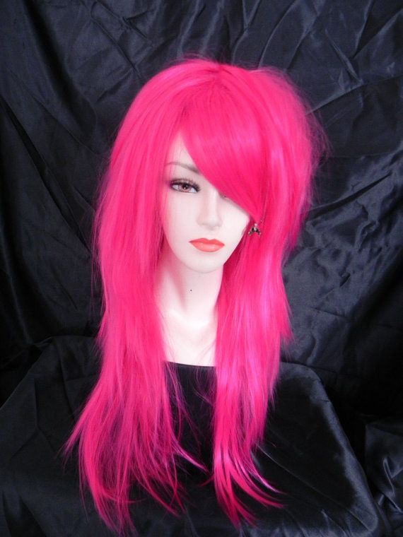 Hot Pink Wigs | HairTurners