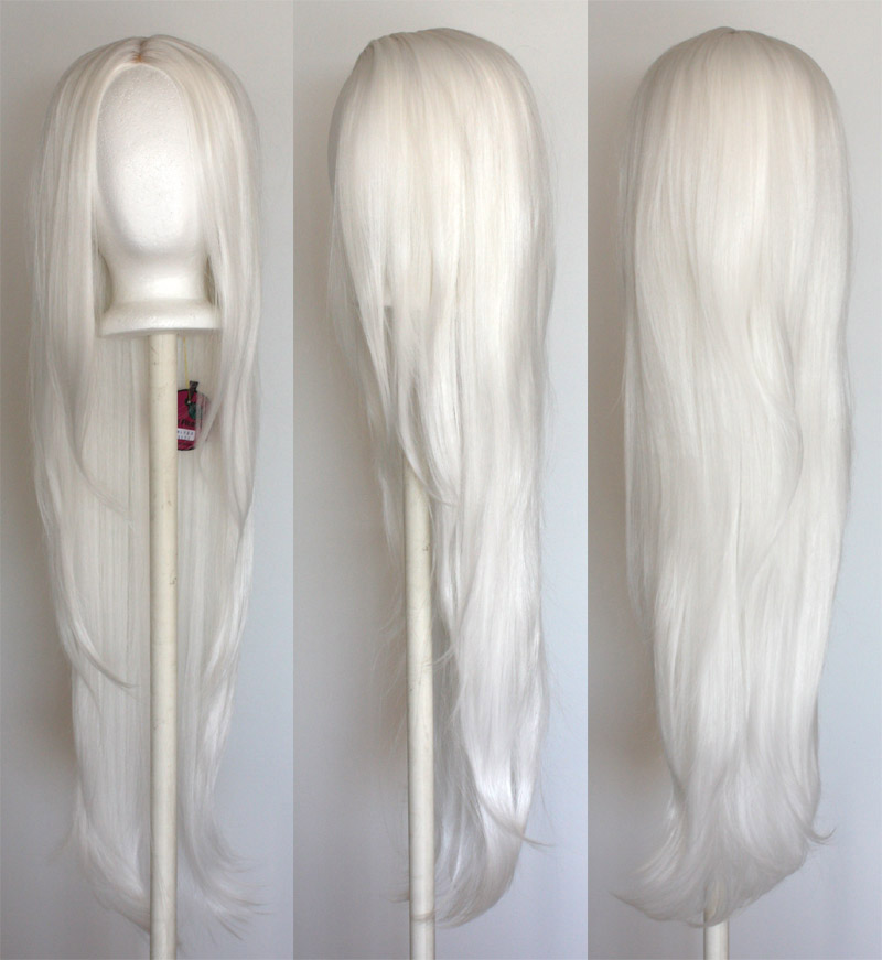577f80803 Long White Wigs | HairTurners