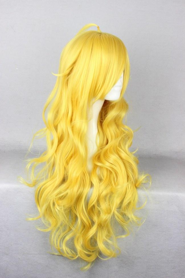 Yellow Wig Hairturners