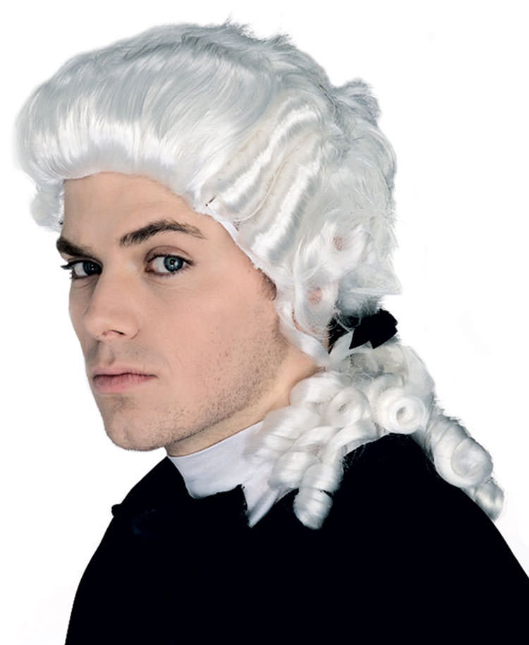 Powdered Wigs