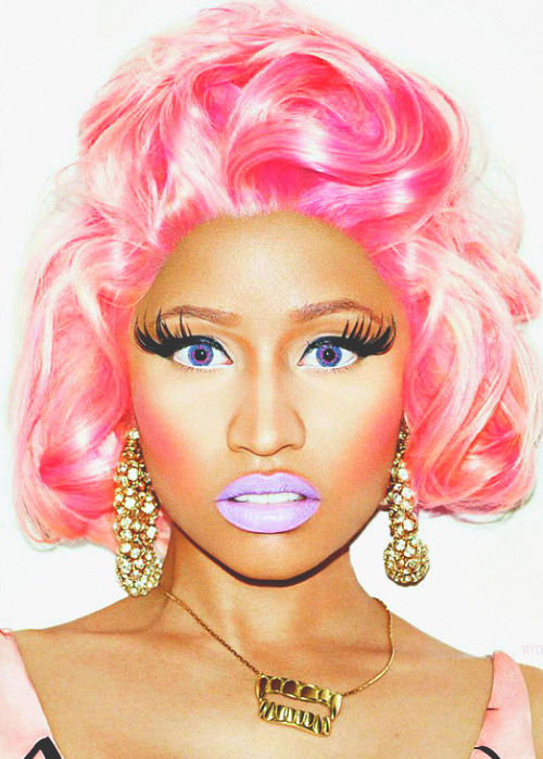 Nicki Minaj Pink Wigs Hairturners