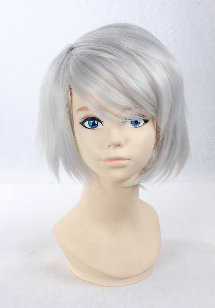 Silver Wigs Hairturners